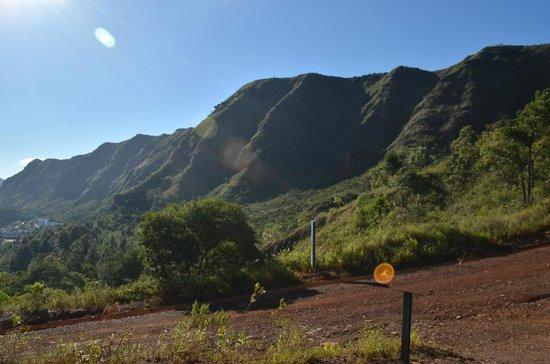 Parque Serra Do Curral: Paredão Serra do Curral