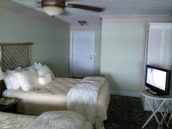 Apalachicola River Inn: Double room