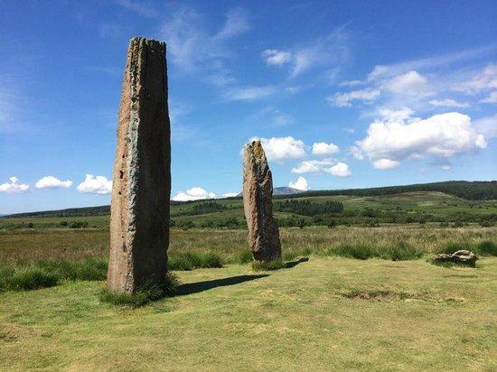 Machrie Moor Stone Circles: Very Interesting...