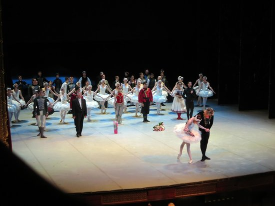 National Theater: Swan Lake, National Theatre