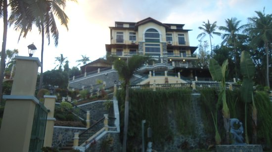 The Manor at Puerto Galera : The Manor