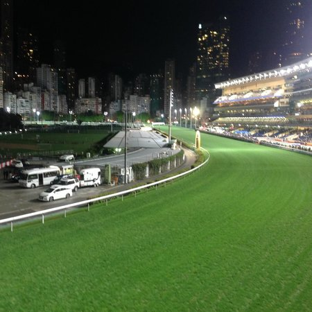 Happy Valley Racecourse: Happy Valley H.K.