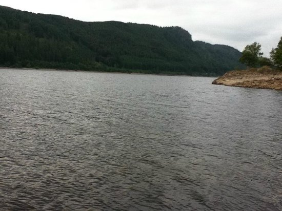 Thirlmere in the Lake District: Thirlmere