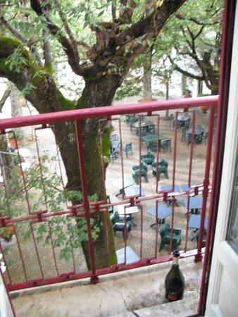 Villa Termal das Caldas de Monchique Spa & Resort: The morning after!