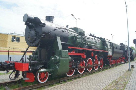 Railway History Museum: casey jones eat yer heart out
