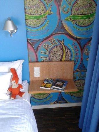 Grimm's Hotel: Particolare della camera