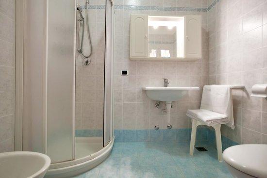 Hotel Sole Mio : bagno