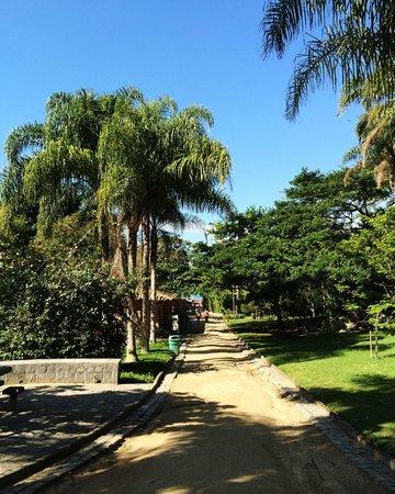 Prainha Beach: Saída do Parque Natural Municipal da Prainha