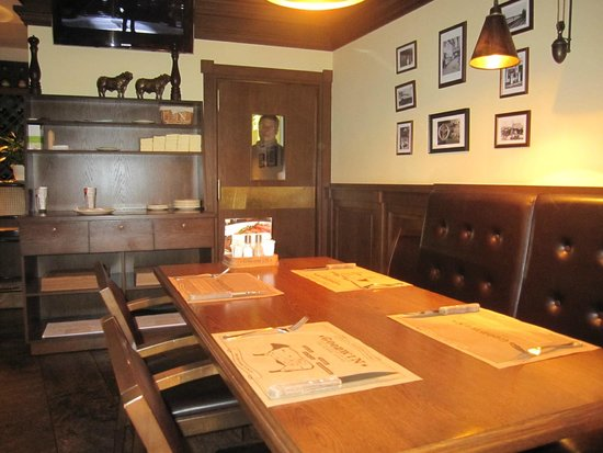Goodwin Steak House: Interior