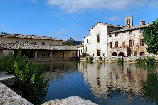 L 39 hotel foto di albergo posta marcucci bagno vignoni tripadvisor - Hotel posta marcucci bagno vignoni prezzi ...