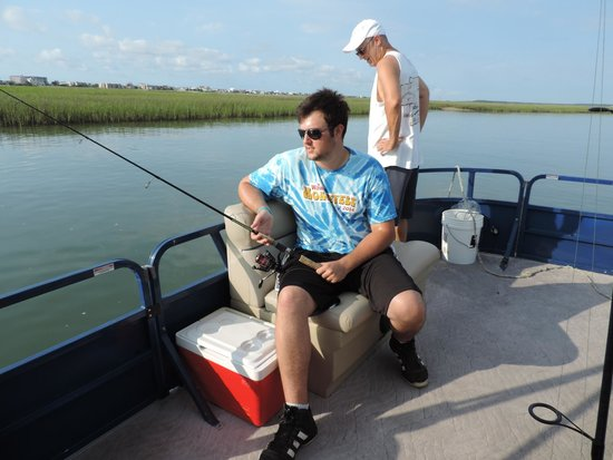 Catch-1 Charters - Capt. Shannon's Fishing Charters: Mr. Cool