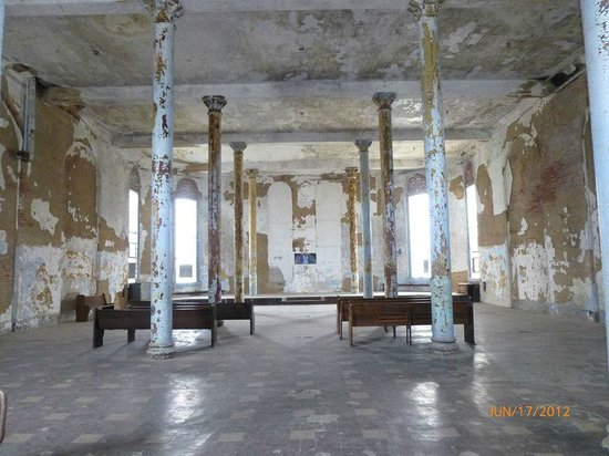 Ohio State Reformatory: Inside the Reformatory