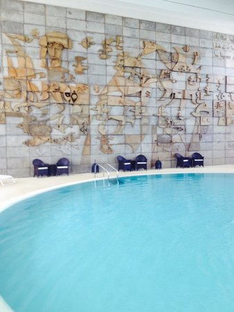 Crowne Plaza Vilamoura - Algarve: The spa