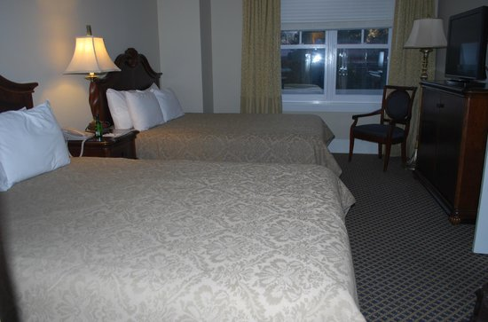 The Inn at Ole Miss: comfortable beds