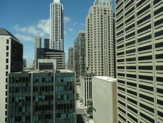 Hyatt Centric Chicago Magnificent Mile : View from room