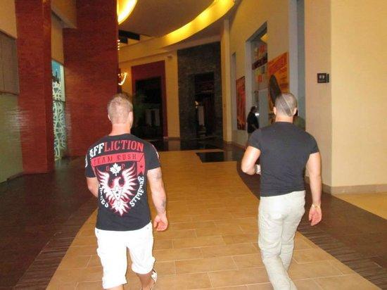 Hard Rock Hotel & Casino Punta Cana : Hall D'entrer