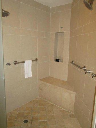 Hard Rock Hotel & Casino Punta Cana : Shower
