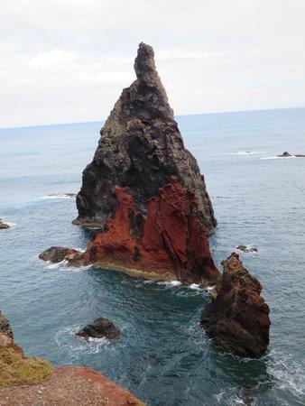 Ponta de Sao Lourenco: Amazing colours!