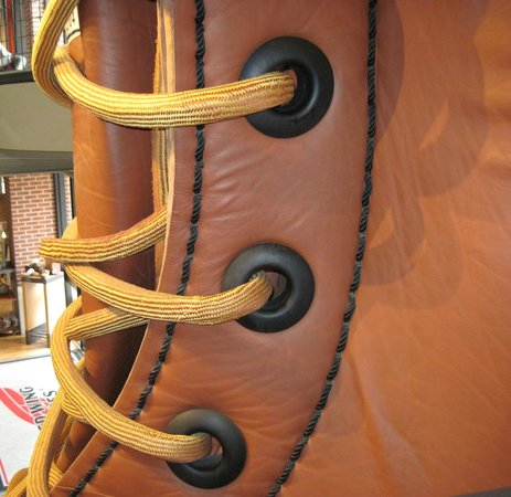 Red Wing Shoe Store & Museum : Big Boot
