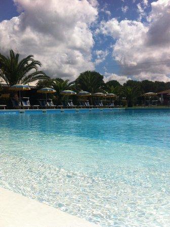 Resort Capalbio : Piscina semi olimpionica