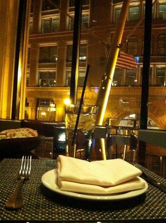 JW Marriott Chicago: The Florentine Restaurant