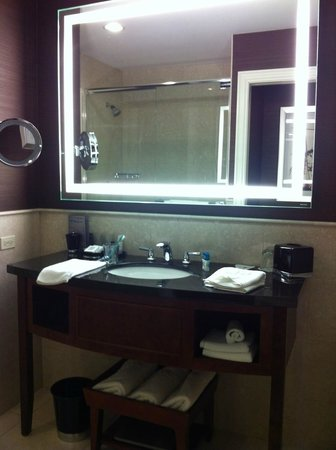 JW Marriott Chicago : Bathroom