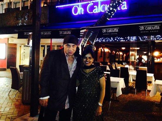 Oh Calcutta Indian Cuisine & Tandoor: with Little Steven Van Zandt