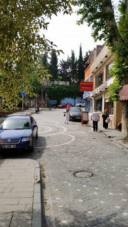 Distrito Sultanahmet: улица