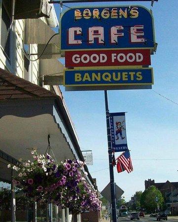Borgens Cafe