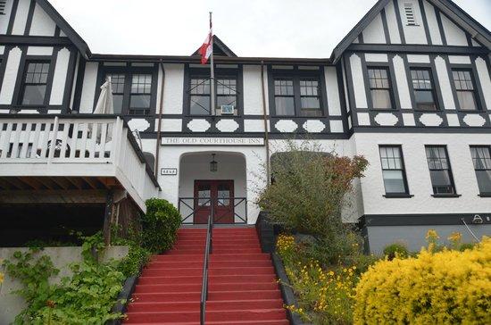 The Old Courthouse Inn : Great Inn