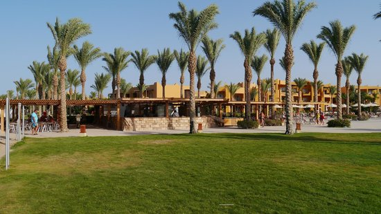 Stella Di Mare Beach Resort & Spa Makadi Bay: Beach bar
