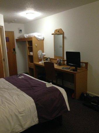 Leonardo Hotel Edinburgh City Centre (Haymarket): quarto
