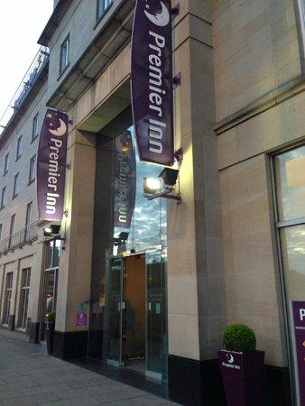 Leonardo Hotel Edinburgh City Centre (Haymarket): Hotel