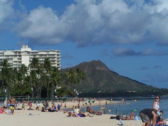 Hilton Hawaiian Village Waikiki Beach Resort: Diamond Head