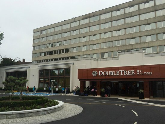DoubleTree by Hilton Hotel Dublin - Burlington Road: Doubletree Hilton -Dublin