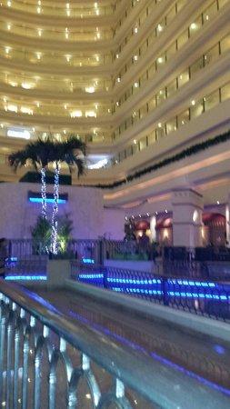 Great Parnassus Family Resort: Inside the resort great Parnassus