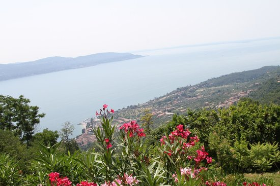 Lefay Resort & Spa Lago di Garda : View from our room - heaven right?