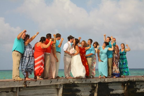 Azul Beach Resort The Fives Playa Del Carmen : wedding