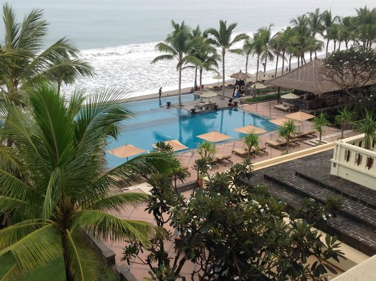 The Legian Bali : Room with a view (4th floor)