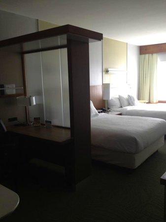 SpringHill Suites Pensacola: Sleeping