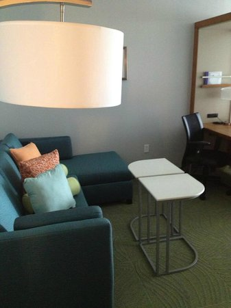 SpringHill Suites Pensacola: Lounging