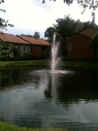 Legacy Vacation Resorts : lovely fountain