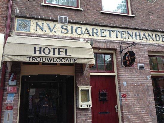 Hotel Johannes Vermeer: Hotel