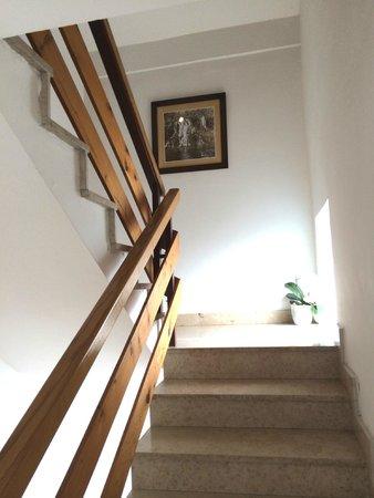 Rene House: Stairs