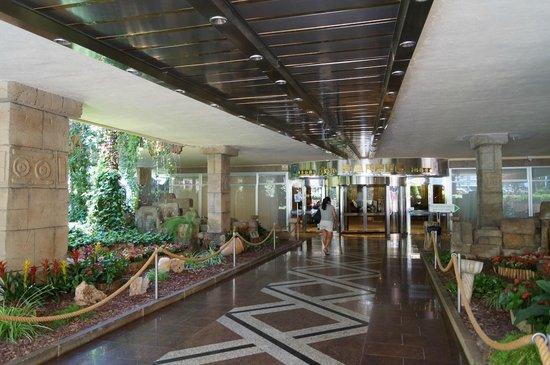 Hotel Don Pancho: Entrance