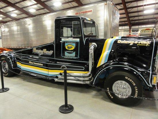 Iowa 80 Trucking Museum: Caminhão de Arrancada
