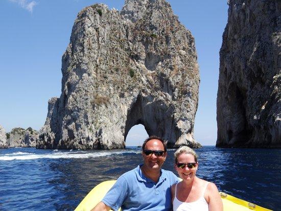 Capri Whales di Wendy: The symbol of Capri - Faraglioni