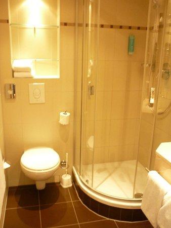 """Hotel Schlicker """"Zum Goldenen Loewen"""": Shampoo smelled good!"""