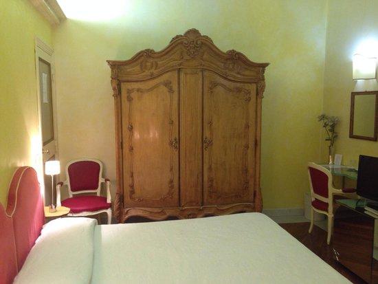 Residenza al Corso: Dormitorio