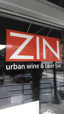‪Zin Urban Wine & Beer Bar‬